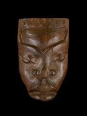 """Африканская декоративная настенная маска """"Семь"""""""