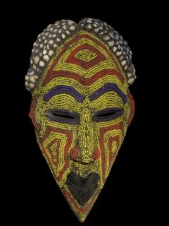 Маска Bamun [Камерун], 32 см