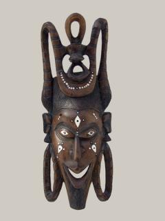 Маска Igbo [Нигерия]