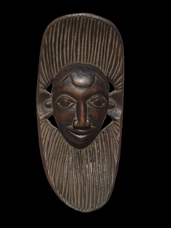 Наголовник Bamileke [Камерун], 32 см