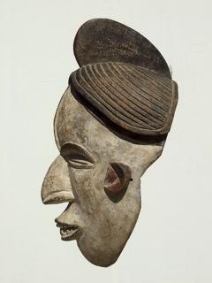 Маска Igbo [Нигерия], 33 см