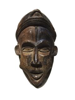 Маска Yombe [Конго]
