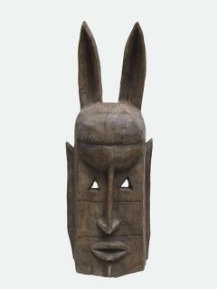 Маска Dogon Rabbit [Мали], 60 см