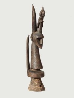 Маска Crest Chiwara Bamana [Мали], 62 см