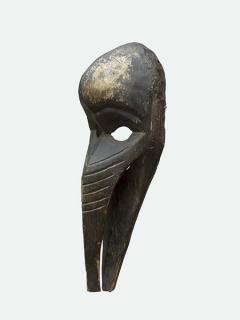 Маска Bamana Bird [Мали], 42 см