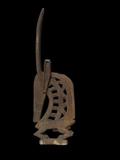 Маска наголовник Bambara Chiwara [Мали], 80 см