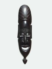 """Купить африканскую маску из эбенового дерева """"Трикстер"""""""