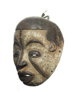 Маска Ibibio Mfon [Нигерия], 27 см