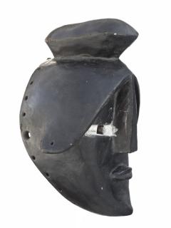 Маска Lwalwa [Конго], 28 см
