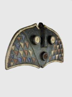 Маска BWA Hawk/Butterfly [Буркина Фасо], 22 см