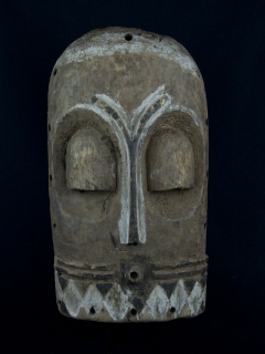 Маска Bembe [Конго]