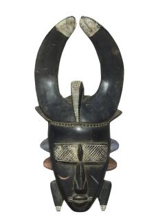 Маска Senufo [Кот-д'Ивуар]