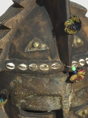Ритуальная маска народности Bamana (Bambara)
