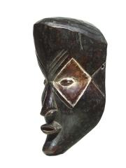 Африканская маска Bembe Демократическая республика Конго