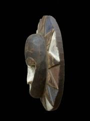 Африканская маска плодородия Eket, Нигерия
