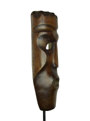 Маска сибирского шамана