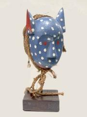 Африканская маска народности Bozo