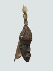 Африканская ритуальная (культовая) маска народности Chokwe (Чокве)