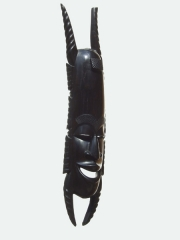 """Купить маску из эбенового дерева """"Союзник"""""""