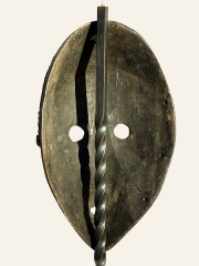 Африканская маска Dan (Либерия)