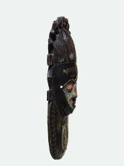 Декоративная маска народности Akan 2216