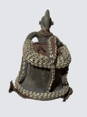 Африканская маска шлем Igbo из Нигерии