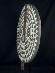 Африканская маска народности Бва (BWA),Буркина-Фасо