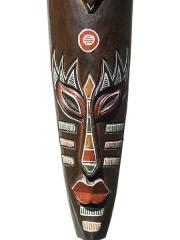 """Настенная маска из дерева """"Птица счастья"""", Индонезия"""