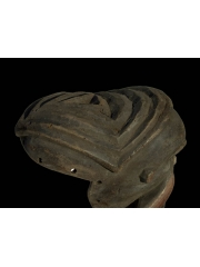 Африканская маска Bangwa Night Society Mask