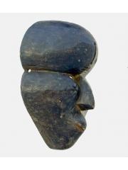 Африканская маска Aduma, страна происхождения Конго