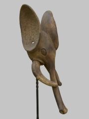 Африканская маска слона Bali, страна происхождения Камерун
