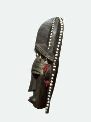 Женская маска народа Бамана Marka