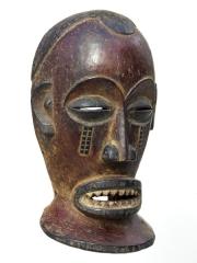 Ритуальная африканская маска Chihongo (Ангола)