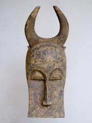 Африканская маска Senufo