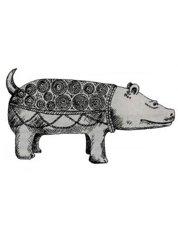 Что означает бегемот в Африке. Энциклопедия символов