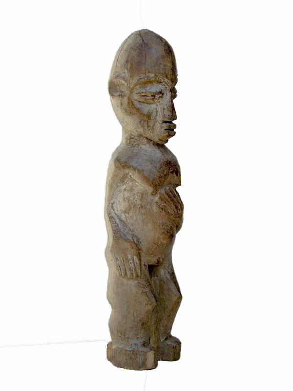 Оригинальная статуэтка народности Lobi Bateba