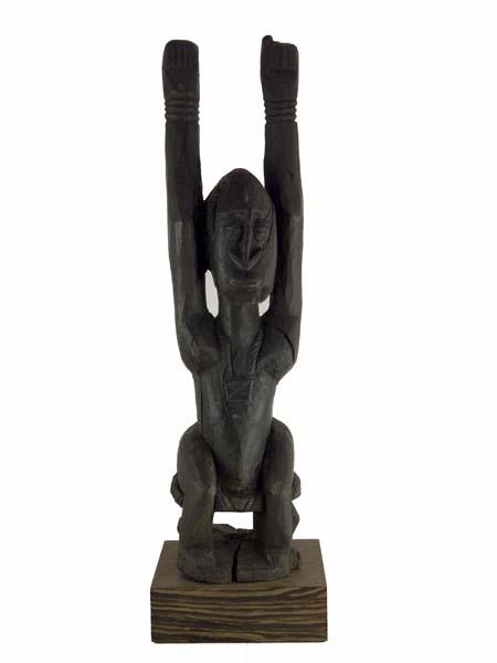 Оригинальная статуэтка народности Dogon Tellem