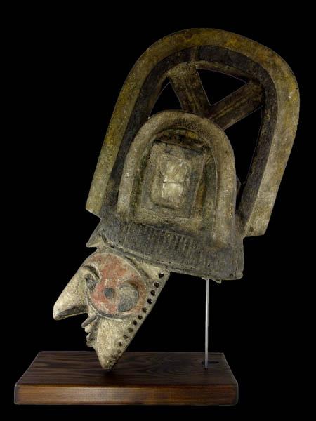 Подставка для африканской маски своими руками