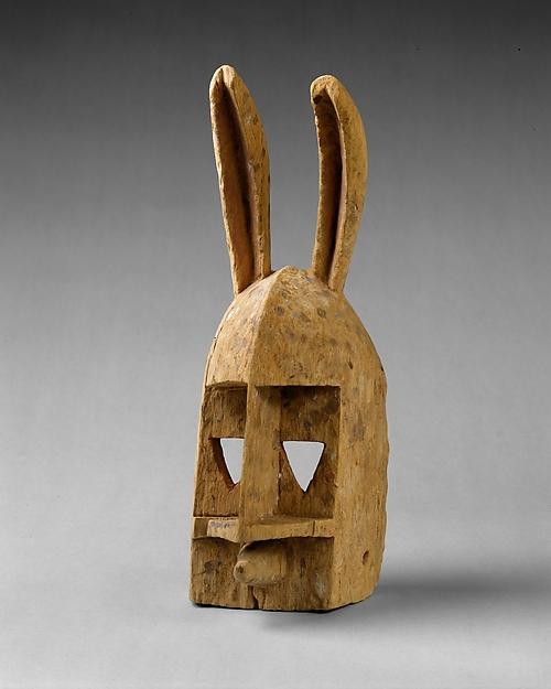 Африканская маска Dogon Rabbyt