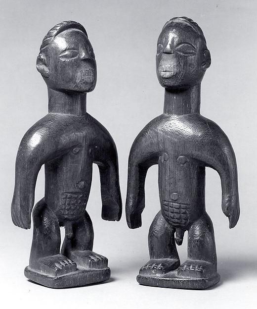 Фигурка Eve, Метрополитен музей