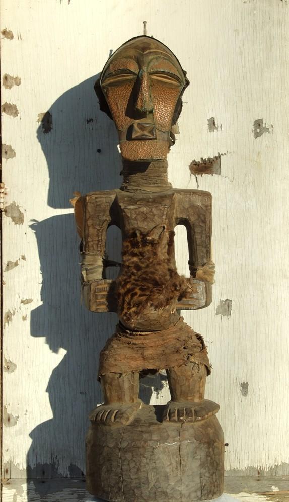Африканская статуэтка Songye (Конго)