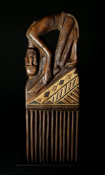 Гребень comb из Габона