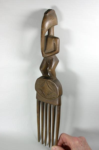 Гребень  - сила птицы, Кот Дивуар