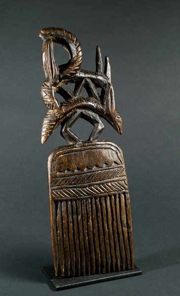 Гребень Bambara Мали