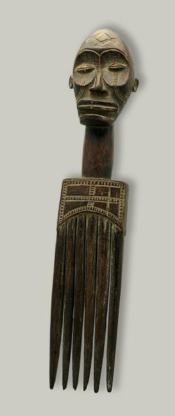 Гребень предка из Конго