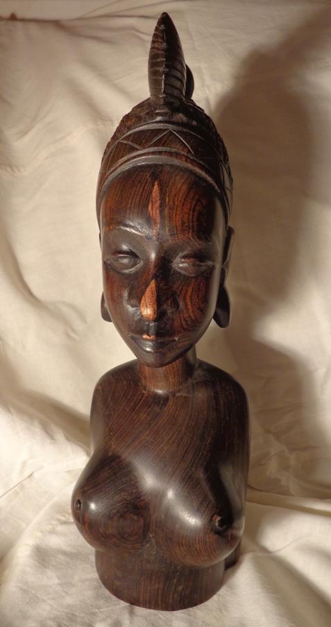 Африканская статуэтка из Мали