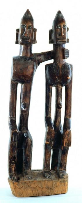 Скульптура Dogon, Мали/Буркина Фасо