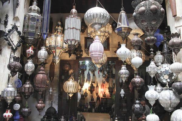 Магазин африканских ламп