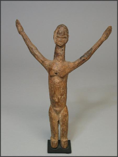 Статуэтка Bateba Lobi, Буркина Фасо