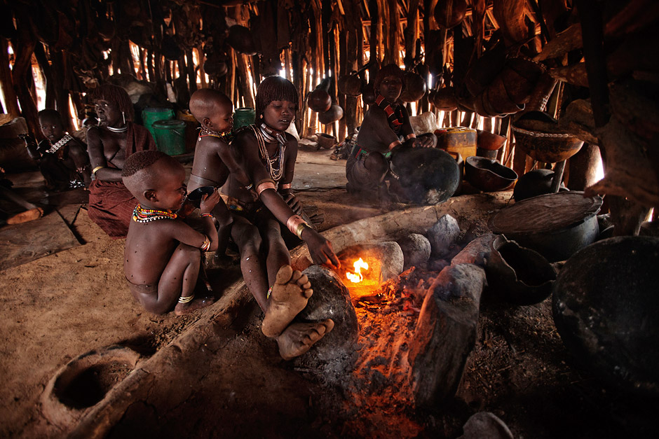 Дизайн жилища африканцев